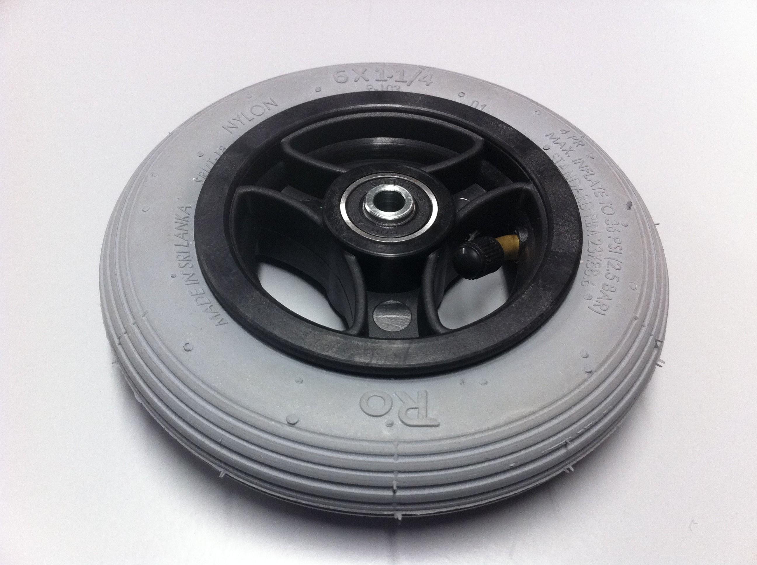 rueda 6x114 x neum tica 3R stsmedical