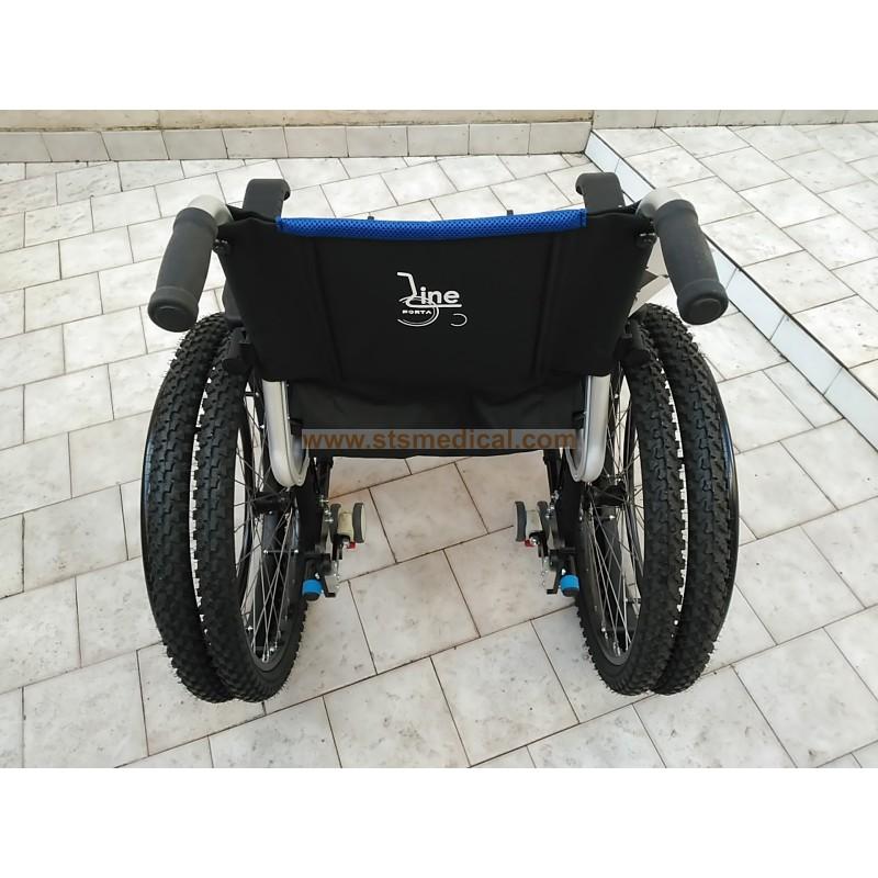 Rueda de playa para silla de ruedas - Ruedas de sillas ...