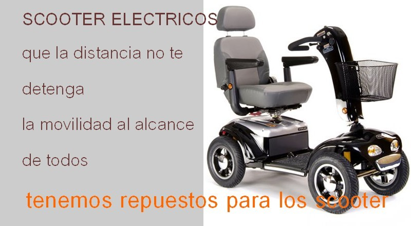 scooter electricos